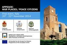 Appeace: war places / peace citizens